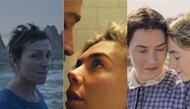 Frances McDormand, Vanessa Kirby, and Kate Winslet Will Vie for Best Actress Oscar