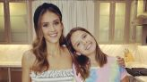 Jessica Alba Says Her Daughter Didn't Know She Was Famous For Years