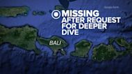 Urgent search continues for missing submarine