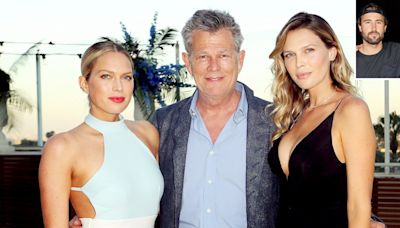 Sara and Erin Foster Had 'Deep' Resentment as Dad David Foster Raised Brandon and Brody Jenner