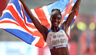 Mark Lewis-Francis tips Dina Asher-Smith to win gold for Team GB