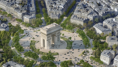 Paris's Champs-Élysées Is Getting a Major Makeover—But What Does That Mean for the Locals?