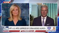O'Brien: There's 'no time to waste' addressing China's hypersonic missile threat