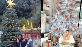 How celebs decorate for the holidays