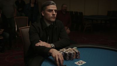 Oscar Isaac Seeks Redemption in THE CARD COUNTER Trailer