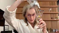 Meryl Streep, Christine Baranski, Audra McDonald Booze It Up for Sondheim's 90th
