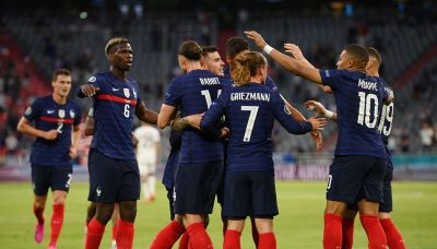 Soccer-French fantasy attack seeks lift off against Hungary