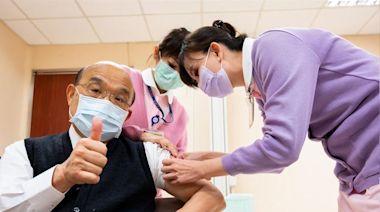 新冠疫苗開放65歲以上、軍人接種 指揮中心:打1劑就有保護力