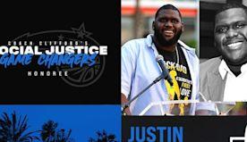 Social Justice Game Changer: Justin Kinsey | Orlando Magic