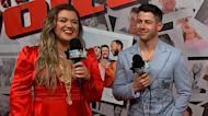 Nick Jonas & Kelly Clarkson Reveal What It's Like Doing 'The Voice' Finale In-Person