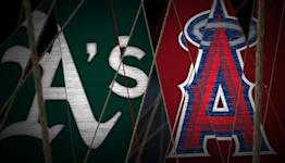 Athletics vs. Angels Highlights