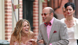 Sarah Jessica Parker Reflects on Friendship with Late SATC Costar Willie Garson in Touching Tribute