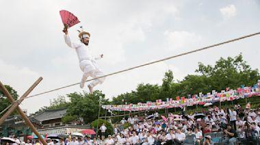 探訪南韓端午祭:敬神祈福 延續傳統