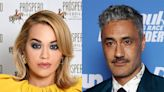 Rita Ora and Taika Waititi Seem to Confirm Romance Rumors During Latest Outing - E! Online