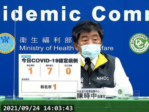 9/24本土新冠增1例 鴻海子公司員工判定確診 | 台灣好新聞 TaiwanHot.net