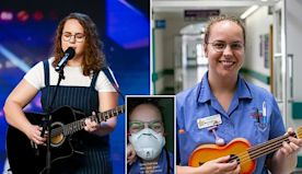 Britain's Got Talent SPOILER: Nurse wows with song about saving lives