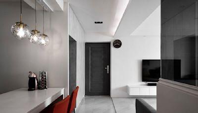 日光寧灰 圍塑心的歸所|現代風|23坪|3房、2廳、2衛