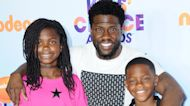 Kevin Hart Gifts Daughter Heaven $85K Mercedes SUV For 16th Birthday