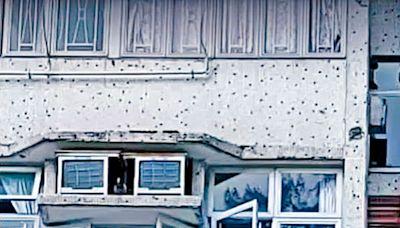 穿窗花險墮樓 兩歲童半天吊獲母救回