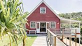 'Little Red Barn' one of the most wish-listed properties on Airbnb