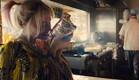 Birds of Prey Actor Shares How To Cook Harley Quinn's Egg Sandwich