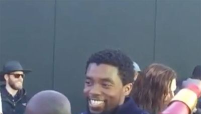 Chadwick Boseman Honored on Birthday With Never-Before-Seen Avengers Tribute Video