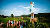 Melania Trump statue set on fire July 4 near her hometown in Slovenia
