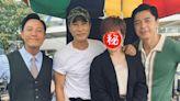 53歲崔嘉寶拍外景巧遇任達華 退隱26年復出拍劇有原因!