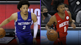 Fantasy Basketball Rookie Rankings 2021: Cade Cunningham, Jalen Green, more sleepers for redraft, dynasty leagues