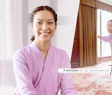 太極 x 瑜伽:融匯兩家之長!跟導師一齊做入門級太極瑜伽,7分鐘放鬆療癒身心!|健康好人生 health