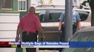 Multiple Bags Of Human Remains Found In Minneapolis