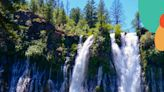Chase waterfalls on this stunning road trip in far Northern California