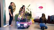 Steve Gold's Daughter Rose and Ryan Serhant's Daughter Zena Meet For a Playdate