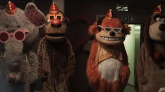 The Banana Splits as an R-rated horror movie? This '70s kid is OK with that