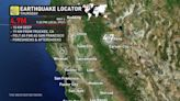 4.7 magnitude earthquake rattles Northern California