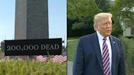 US Covid-19 death toll passes 200,000