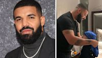 Drake Shared New Photos Helping His Son Get Ready, And They're Incredibly Sweet