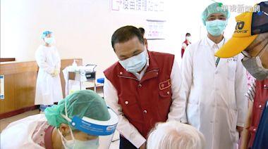 防印度變種 侯籲中央布局第3劑疫苗