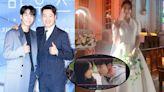 李昇基首演19禁劇《Mouse》 朴信惠晒婚紗Look對撼爭收視 | 蘋果日報