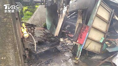 嘉義煙火廠爆炸1移工燒燙傷 曾打造高雄跨年煙火秀