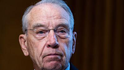 Student loan forgiveness: GOP's Grassley cites Pelosi to argue that Biden can't cancel debt