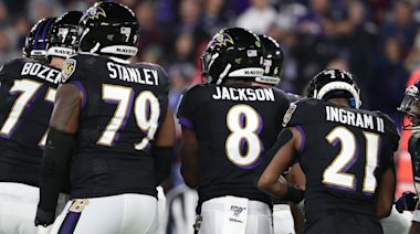 Ravens down 30 players due to injuries, COVID-19 right now