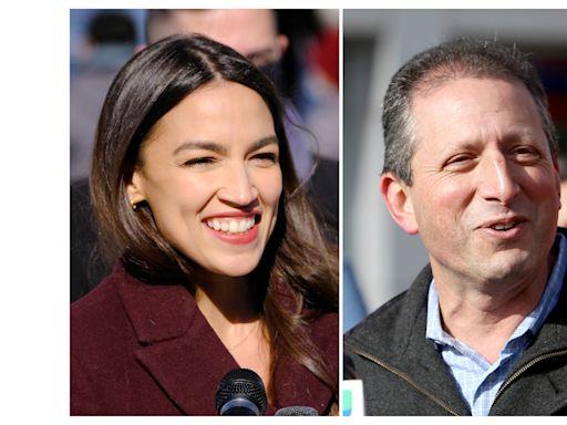Alexandria Ocasio-Cortez, Elizabeth Warren star in new ad for NYC comptroller candidate Brad Lander