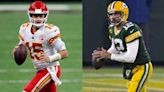 Andy Reid on Aaron Rodgers vs. Patrick Mahomes: 'Have to be ready for that one'