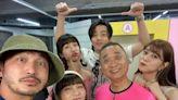 邰智源歡慶56歲生日 「格紋短裙跳芭蕾」告白粉絲