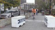 Nueva York responde a las muertes de ciclistas con 400 km de carriles protegidos