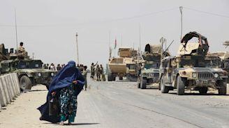War in Afghanistan | Global Conflict Tracker