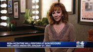 Reba McEntire returns to Greenville for first time in 2 decades, officials say