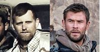 12 Strong (2018) - Movies Based on True Stories - History vs ...