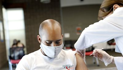 COVID-19 vaccination rates lag in younger Black and Latino residents in L.A. County